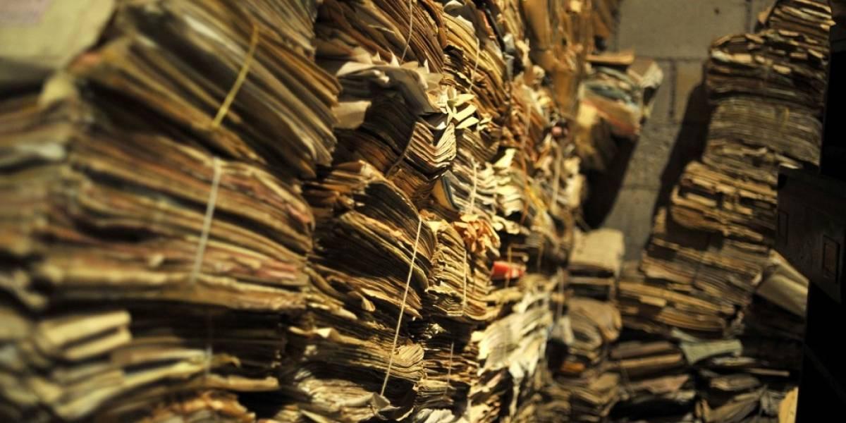 """PDH: """"La información de los Archivos de la Policía Nacional no debe clasificarse"""""""