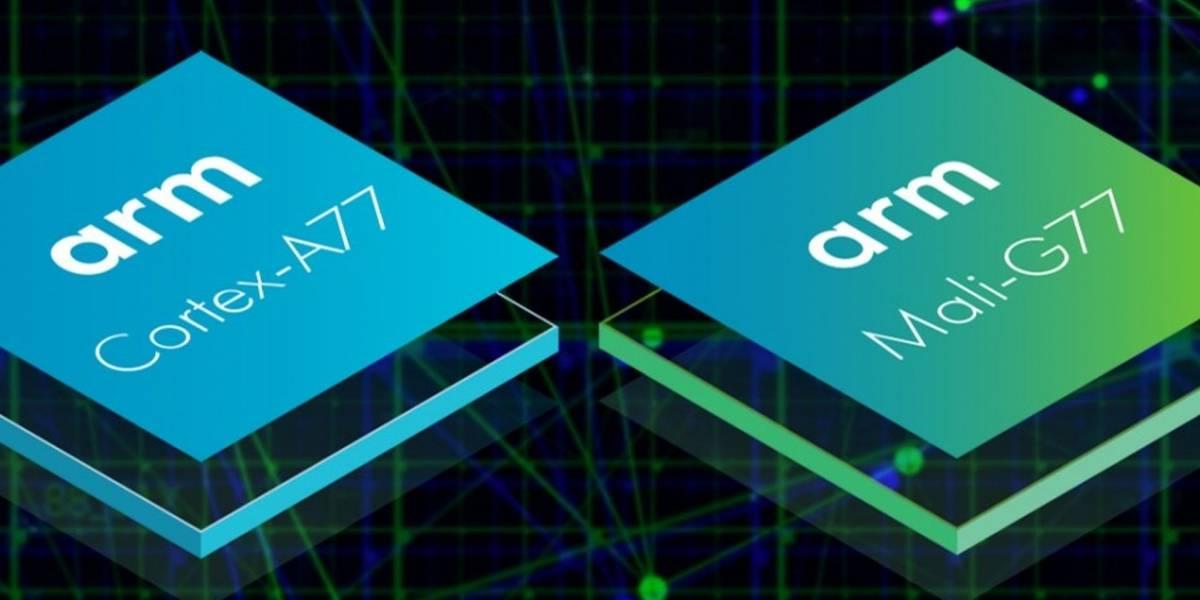 ARM presenta sus nuevas CPU Cortex-A77 y GPU Mali-G77 para teléfonos premium #Computex2019