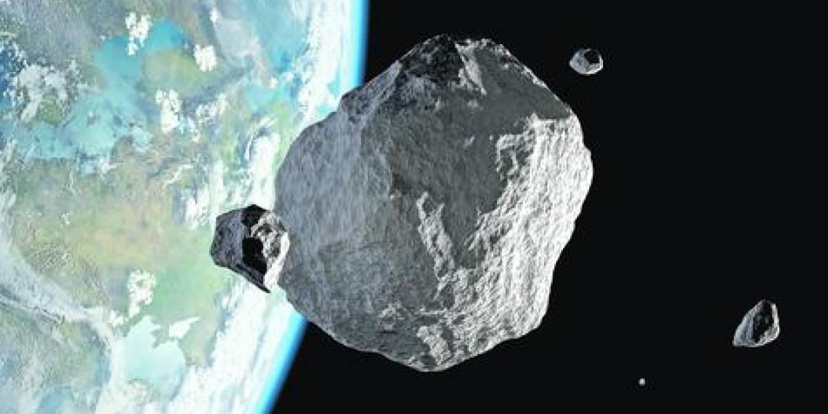 """Asteroide se aproxima a la Tierra con su propia """"luna"""""""