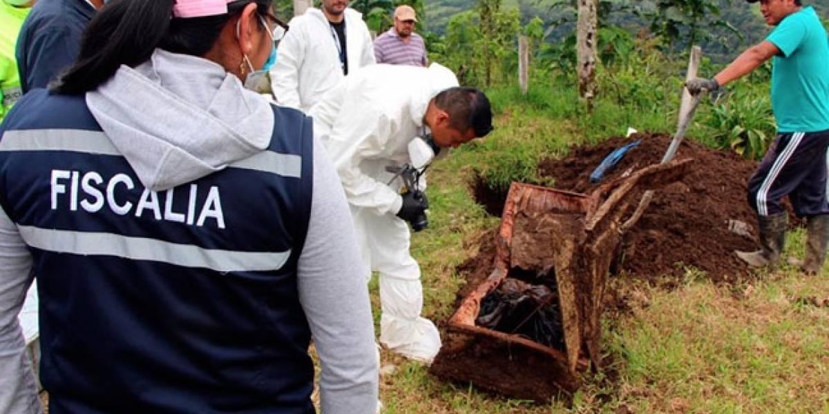 Cuerpo enterrado en cementerio fue identificado después de 8 años