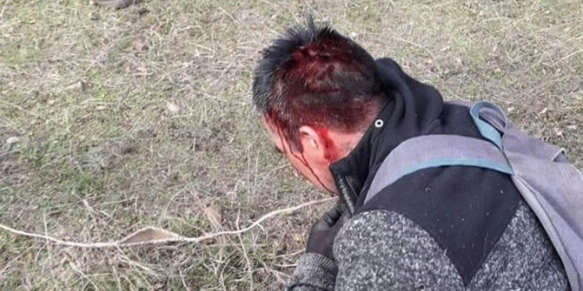 """Comunidad mapuche denunció agresión """"a balazos"""" de parte de Carabineros en Victoria"""