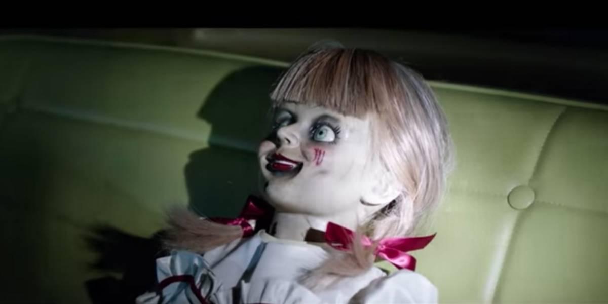 """VIDEO. ¡Aterrador! Estrenan segundo tráiler de """"Annabelle 3: viene a casa"""""""