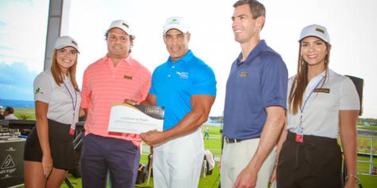 #TeVimosEn: Caribbean Turf gratifica a sus clientes en el PGA Tour