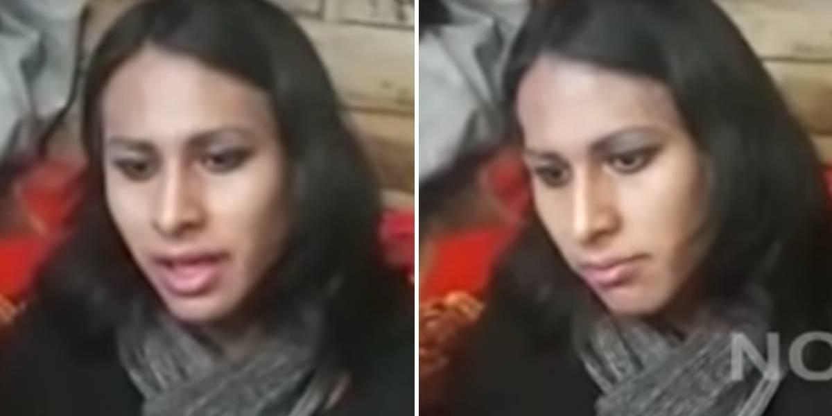 Se disfrazó de mujer para dar examen de su novia y esto pasó (en Bolivia)