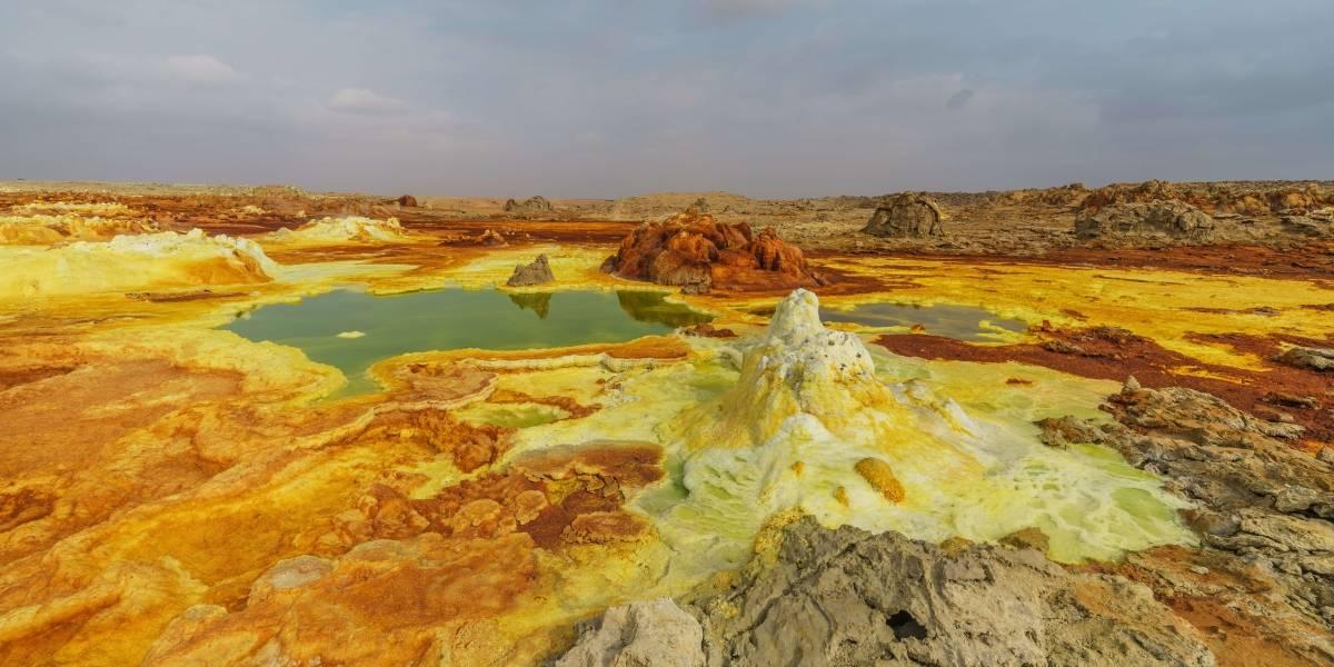 Encuentran vida en uno de los lugares más calurosos y extremos de la Tierra