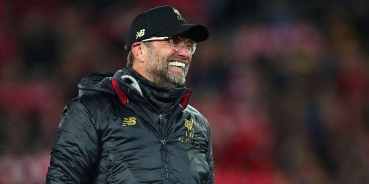 """El """"palito"""" de Klopp a Guardiola: """"Dice que es más importante la Premier porque lleva años sin jugar la final de la Champions"""""""