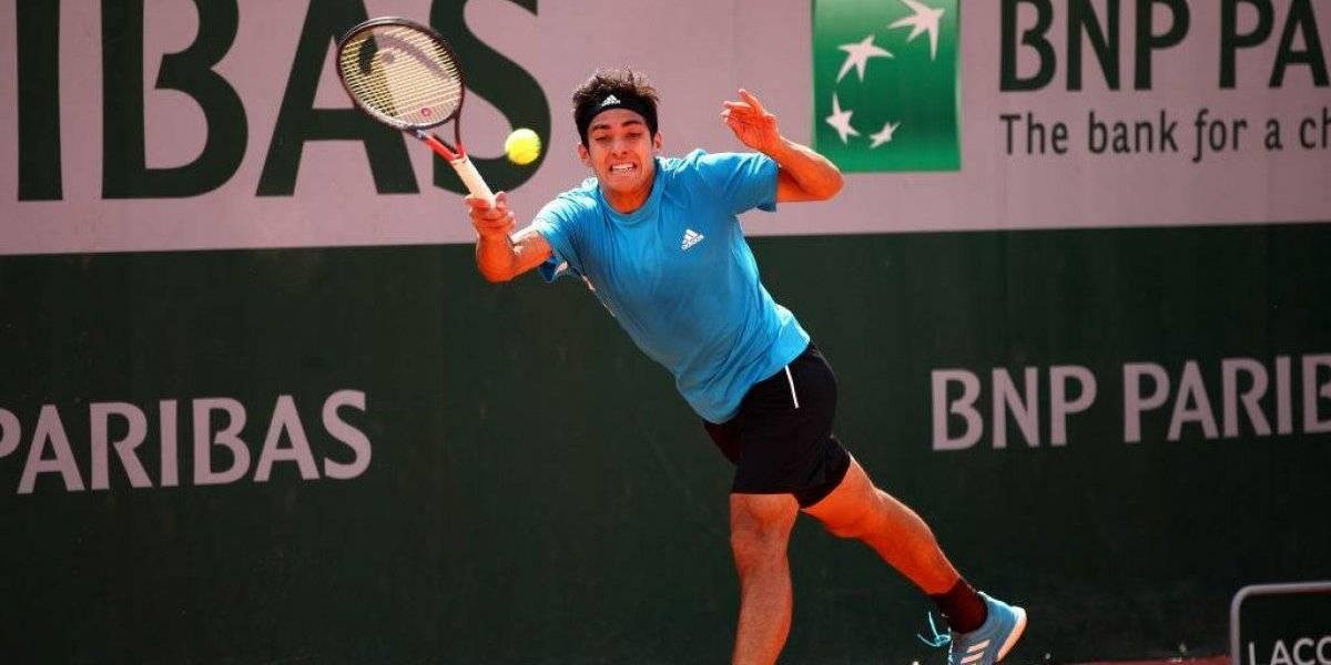 """Garin se tiene fe en Roland Garros: """"Estoy jugando el mejor tenis de mi carrera, pero tengo mucho que mejorar"""""""
