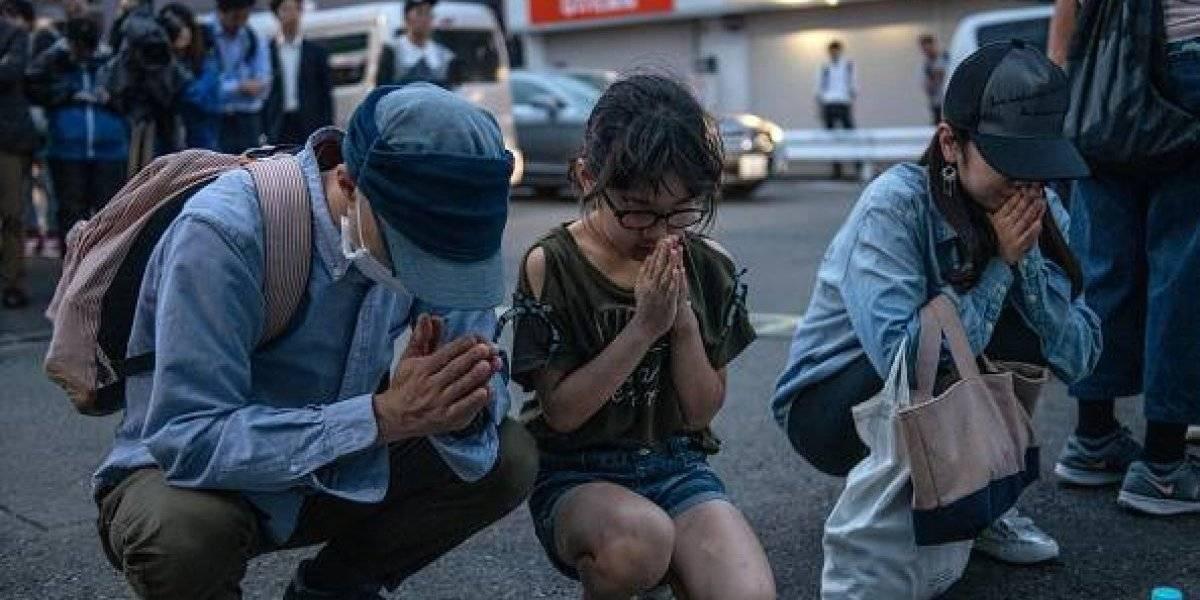 Japón: Hombre atacó a niñas con puñales