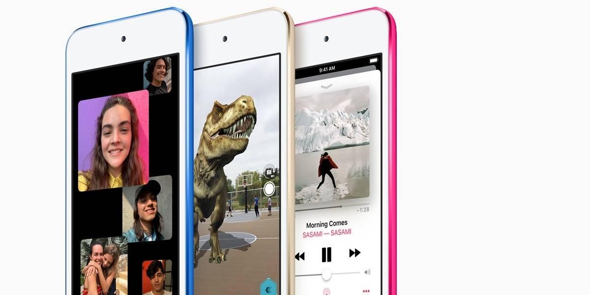 Apple lanza su iPod Touch 2019 y nadie sabe para qué