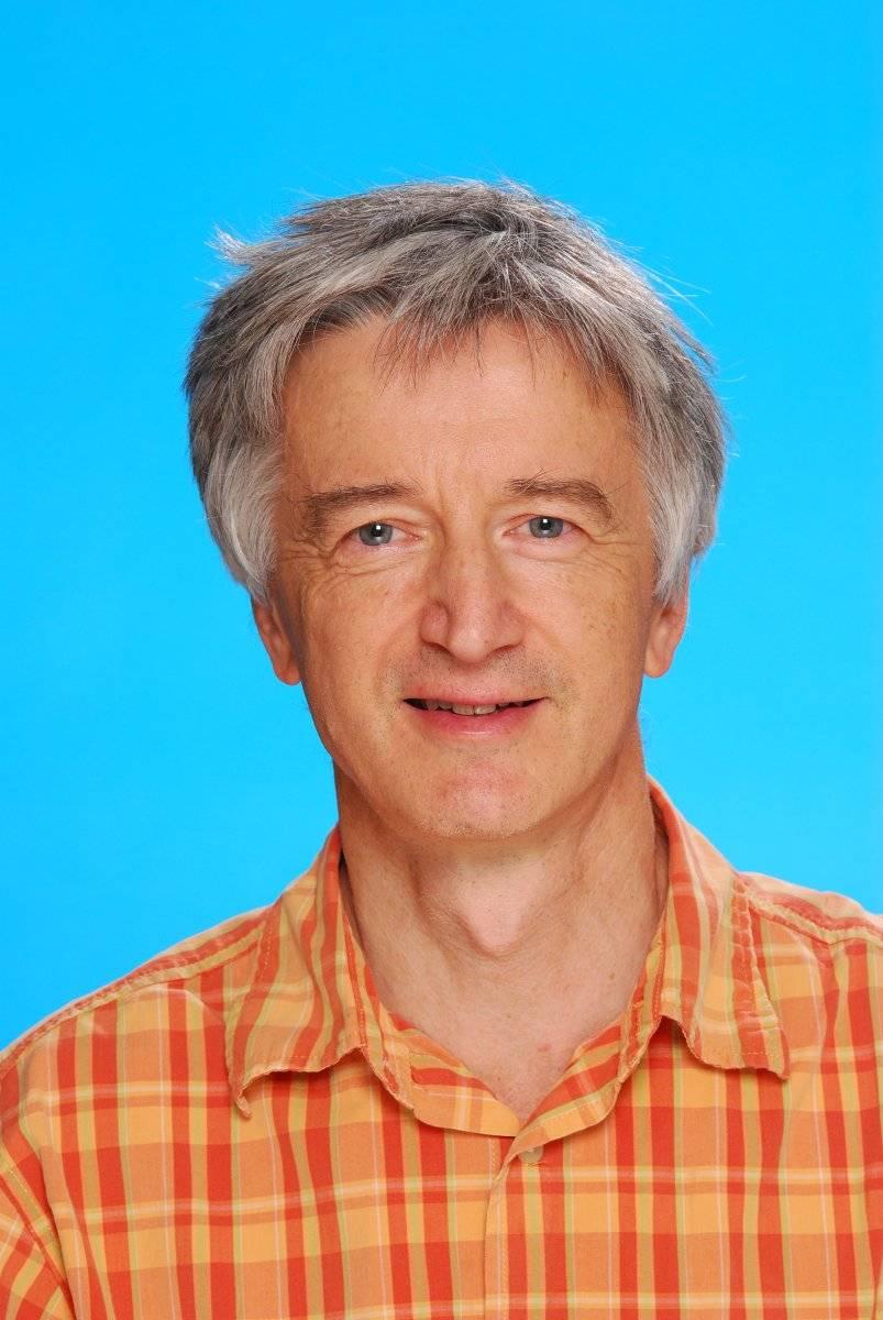 Jan Zalasiewicz, profesor de paleobiología en la Universidad de Leicester, Reino Unido