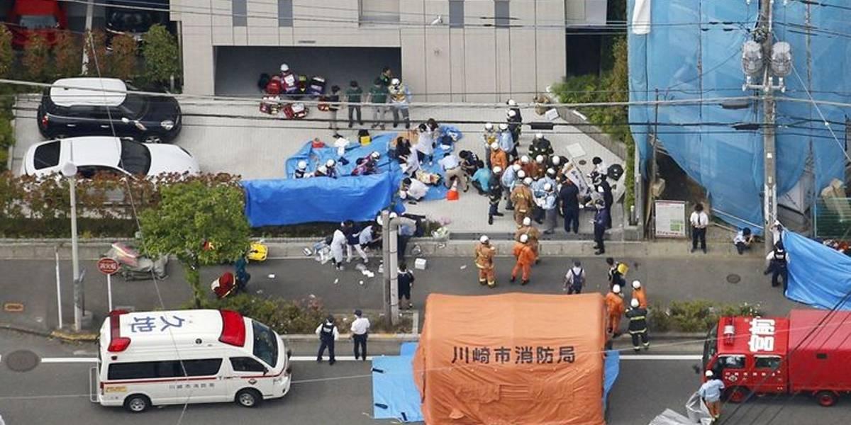 Esfaqueamento em massa deixa dois mortos e 17 feridos em Tóquio