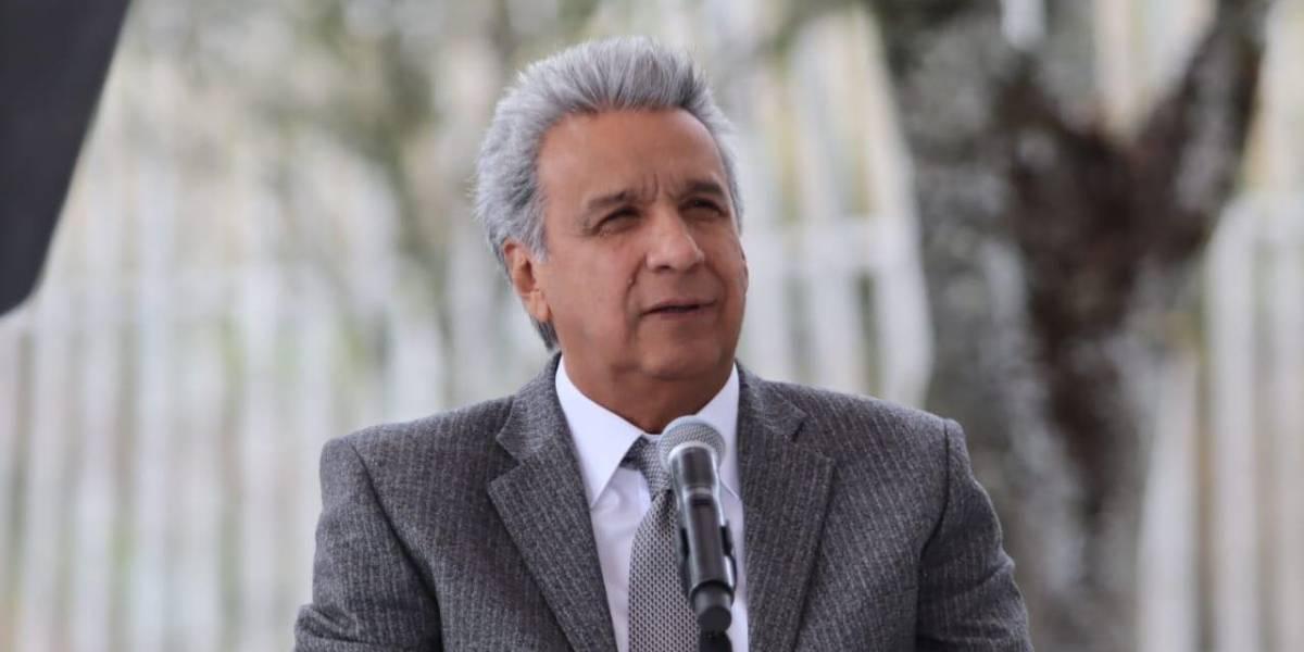 Los nuevos ministros del Gabinete de Lenín Moreno