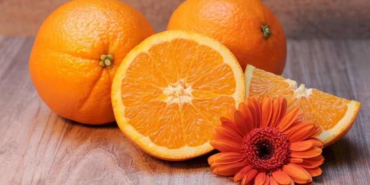 2 máscaras de raspas de laranja para nutrir e hidratar a pele