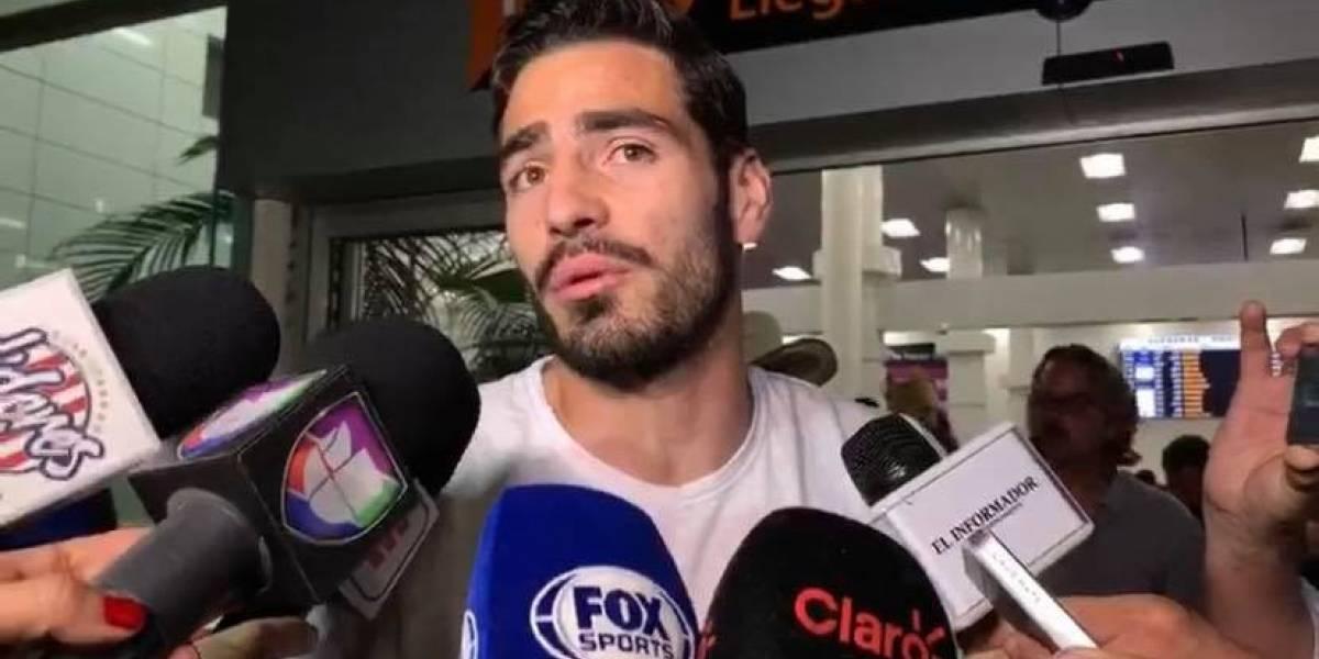 Antonio Briseño: 'Es bonito que se fijen en ti'