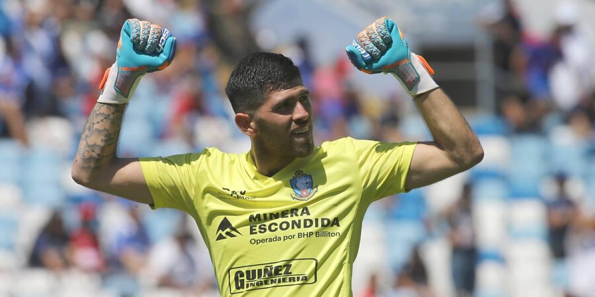 Se va el fichaje estrella: Agustín Rossi no sigue en Antofagasta y debe volver a Boca Juniors