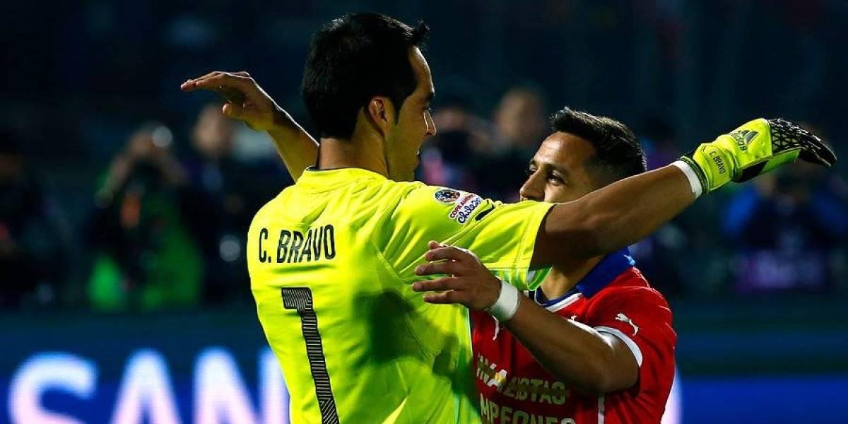 """Alexis lamentó la ausencia del """"pilar"""" Bravo en la Roja y habló de la infección que lo tiene complicado para la Copa América"""
