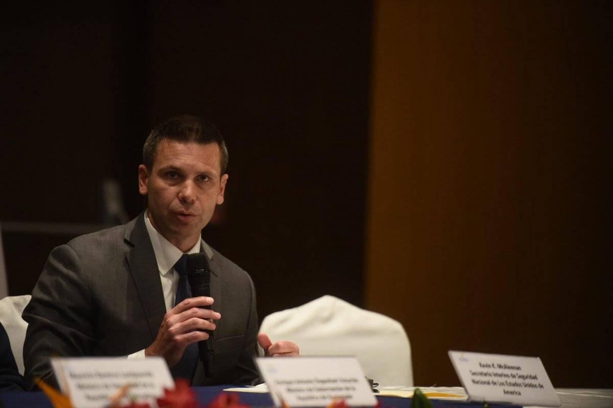 Secretario de Seguridad Nacional de los Estados Unidos, Kevin McAleenan. Edwin Bercián