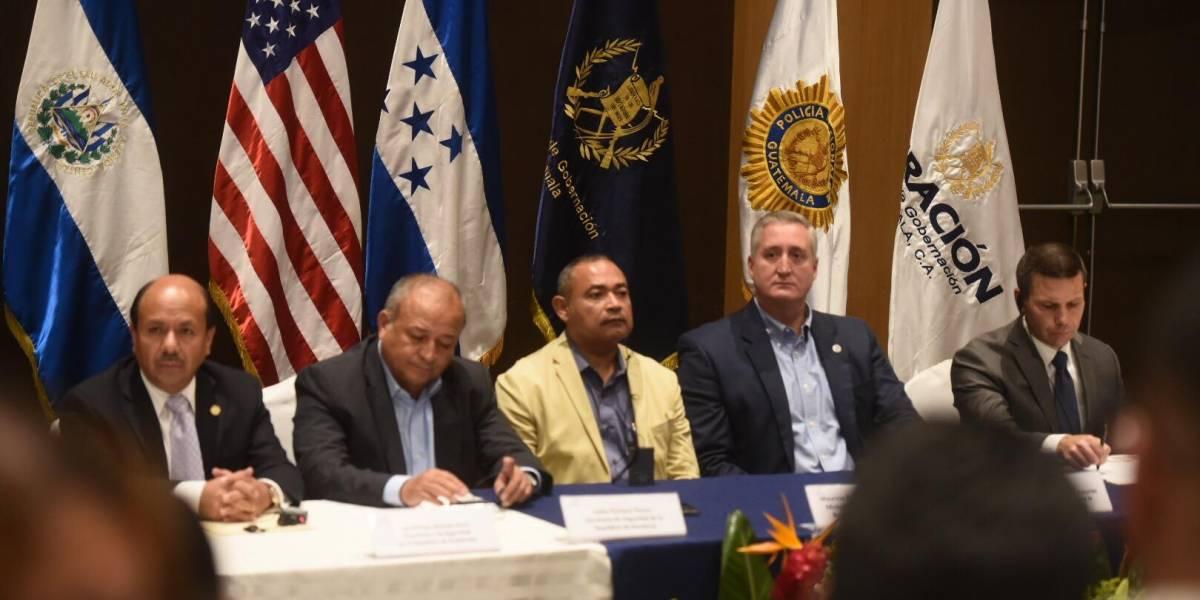 EE.UU. y Centroamérica acuerdan acciones contra el tráfico de personas