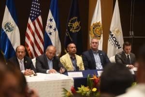 reunión de ministros de Seguridad de Centroamérica y Estados Unidos