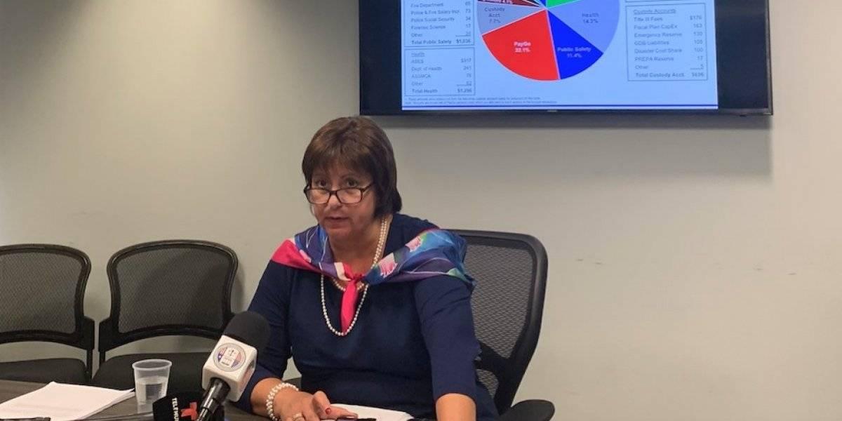 Junta enviará su propio presupuesto a la Legislatura