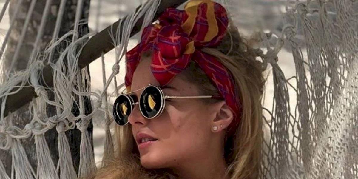 Tania Ruiz reacciona tras videos bailando con Peña Nieto
