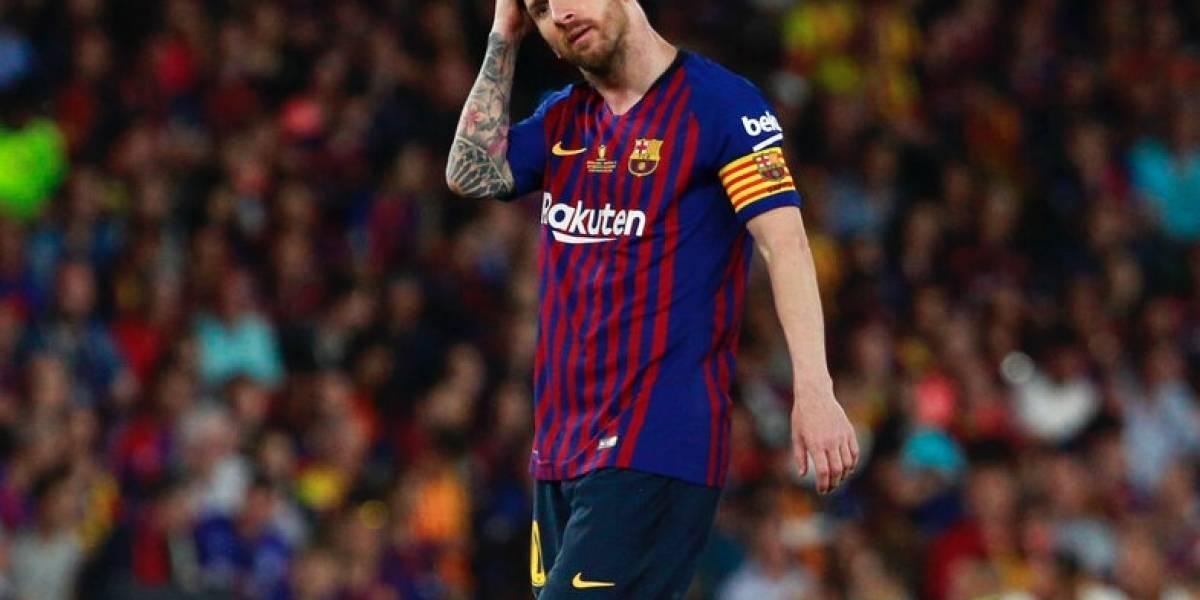 Argentina ya tiene a Messi para Copa América