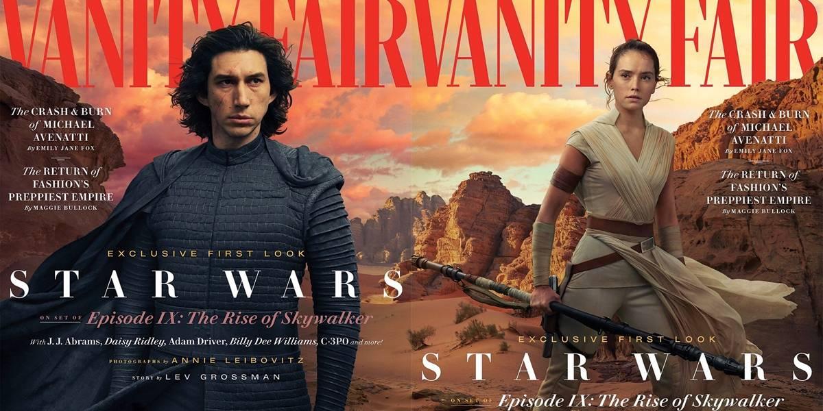 'Star Wars IX' revelará que conexão da Força entre Kylo Ren e Rey  é mais profunda