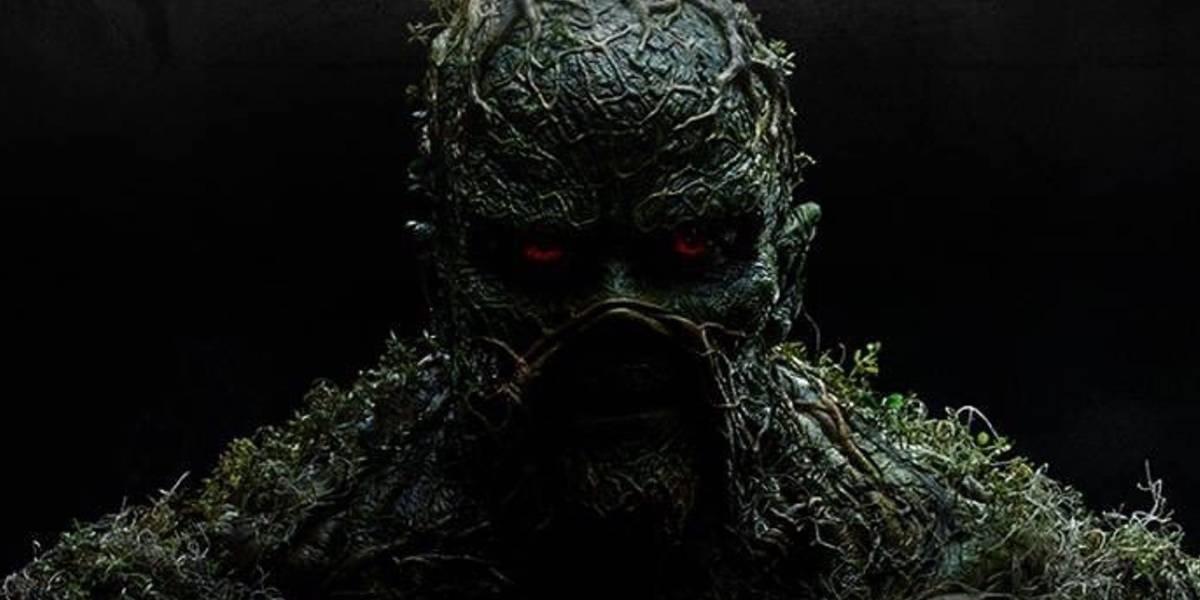 Swamp Thing, nova série da DC, é cancelada com apenas um episódio