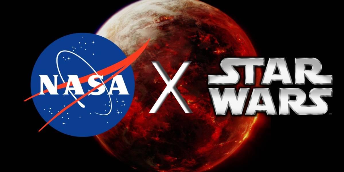 La NASA encuentra planetas parecidos a los de Star Wars