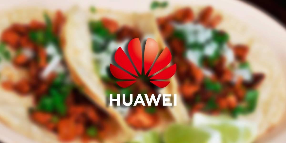 Algunos restaurantes en México te regalan comida si tienes un Huawei