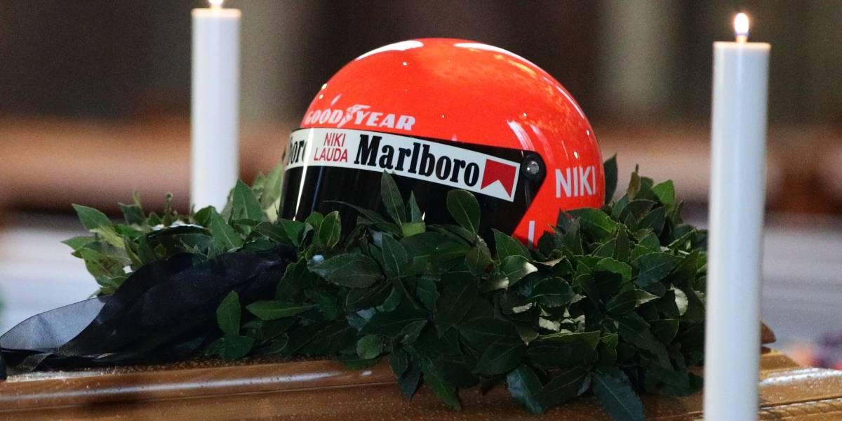Funeral de Niki Lauda tem presença de pilotos, personalidades e fãs da Fórmula 1