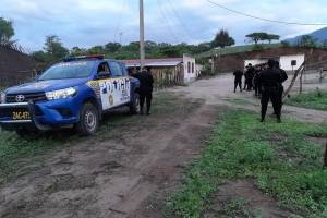 operativo contra extorsiones de imitadores y Mara Salvatrucha