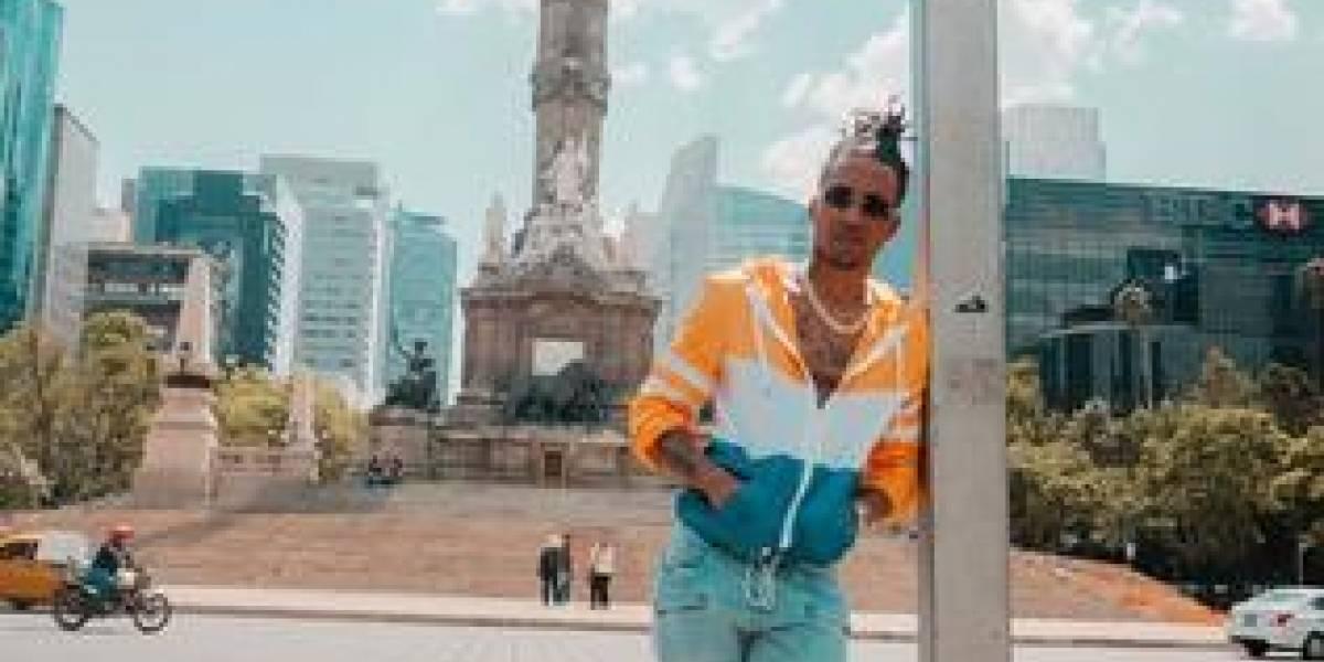 """Amenazzy invita a votar por él para """"Premios Juventud"""""""