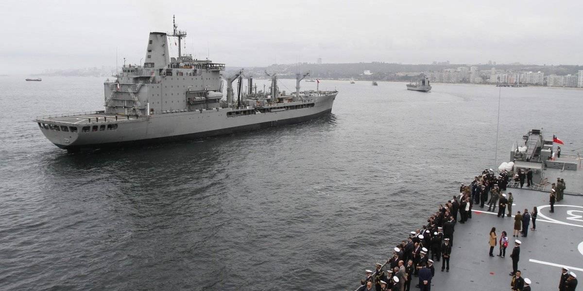 ¿Saldrán nuevos antecedentes del Golpe? Transparencia obliga a la Armada a revelar archivo del movimiento de sus buques y submarinos en septiembre de 1973