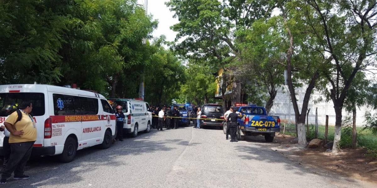 Fallece segundo agente baleado en Teculután
