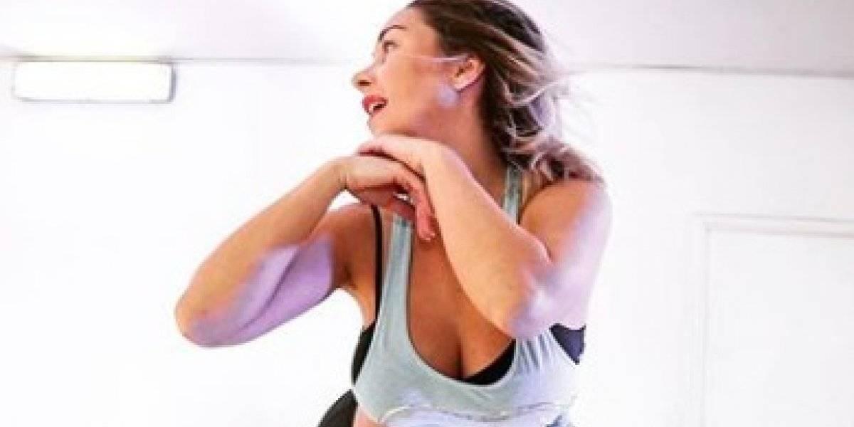 Embarazada y bailando con taco aguja: video de Blanquita Nieves impactó en redes sociales