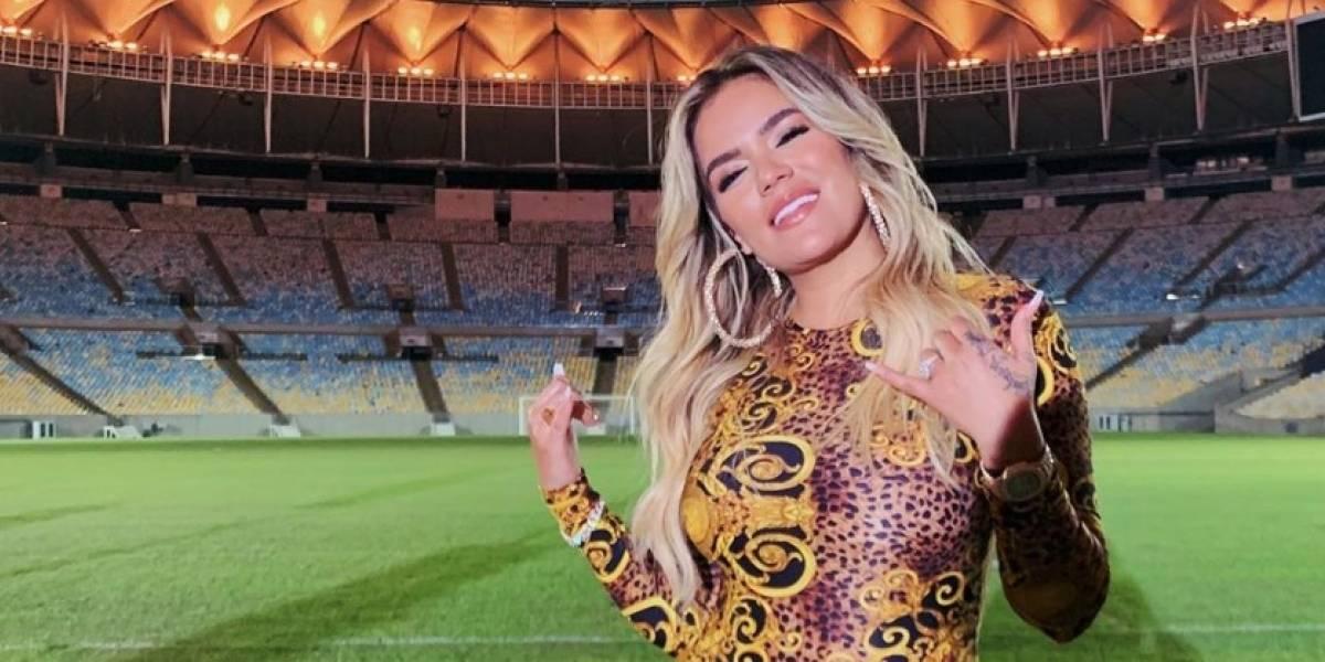 Karol G grabará la canción oficial de la Copa América Brasil 2019