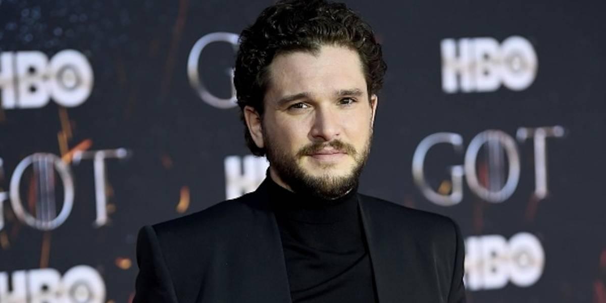 El actor Kit Harington, Jon Snow en 'Game of Thrones', se internó en una clínica de rehabilitación