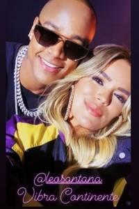 Leó Santana y Karol G