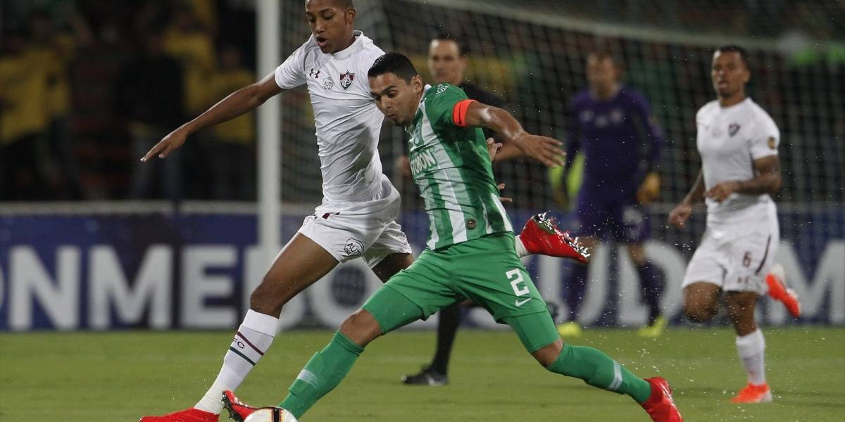 ¡Crisis verdolaga! Nacional eliminado de la Sudamericana y ahora...solo resta la Liga Águila
