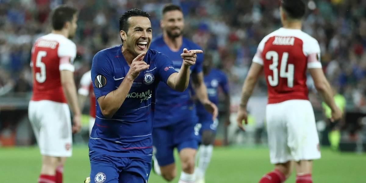 ¡Chelsea campeón de la Europa League! Los blues dejaron al Arsenal con las manos vacías