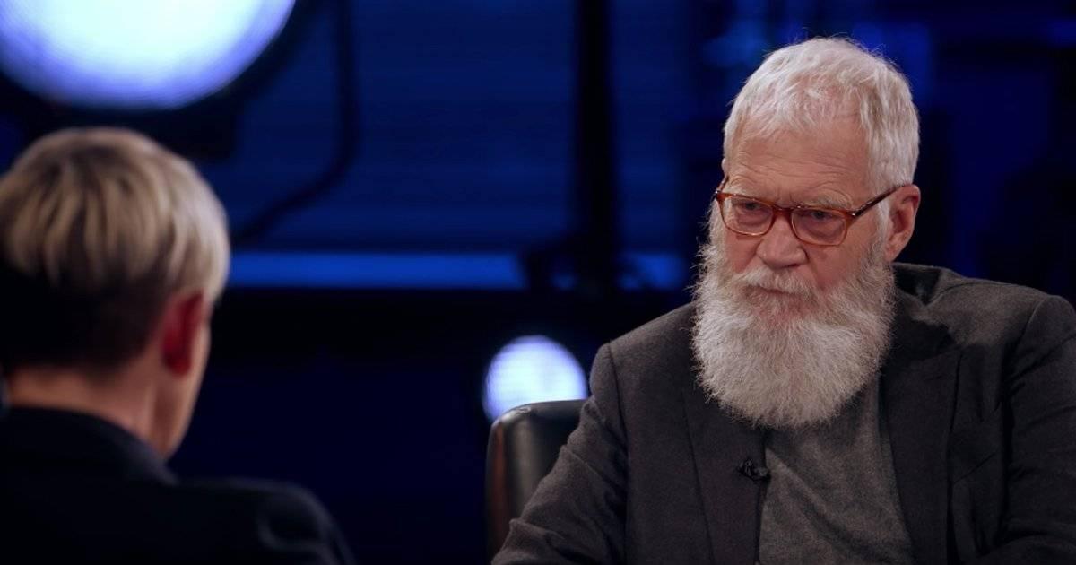 David Letterman e Ellen DeGeneres