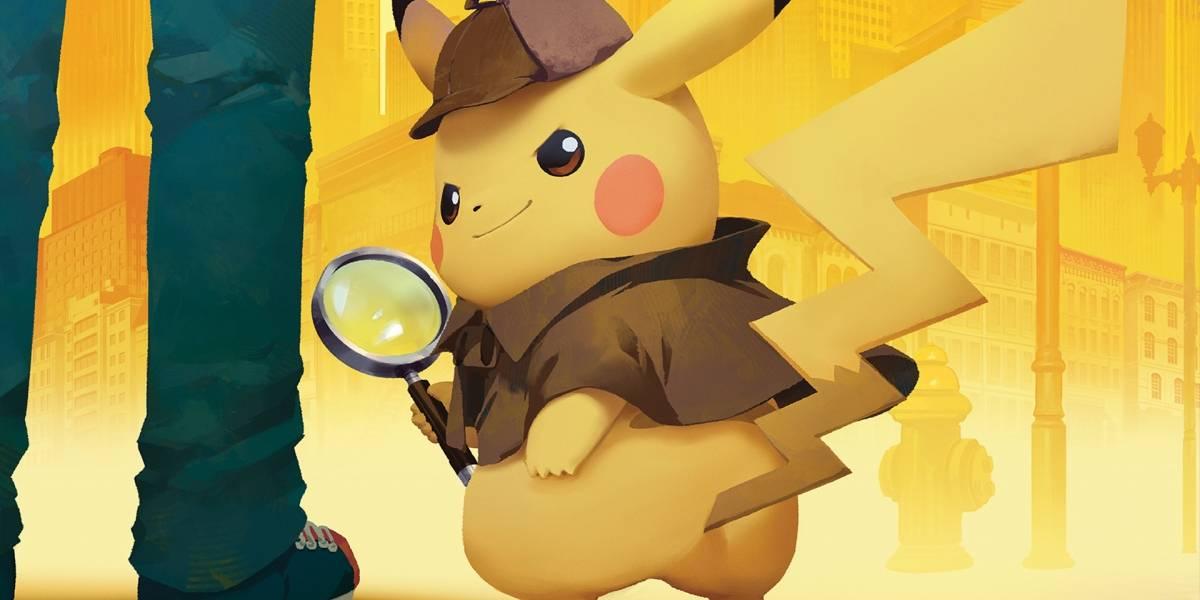Nintendo anunció un nuevo juego de Detective Pikachu para Switch