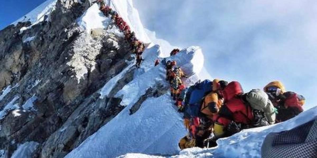 El Everest se une a la modernidad