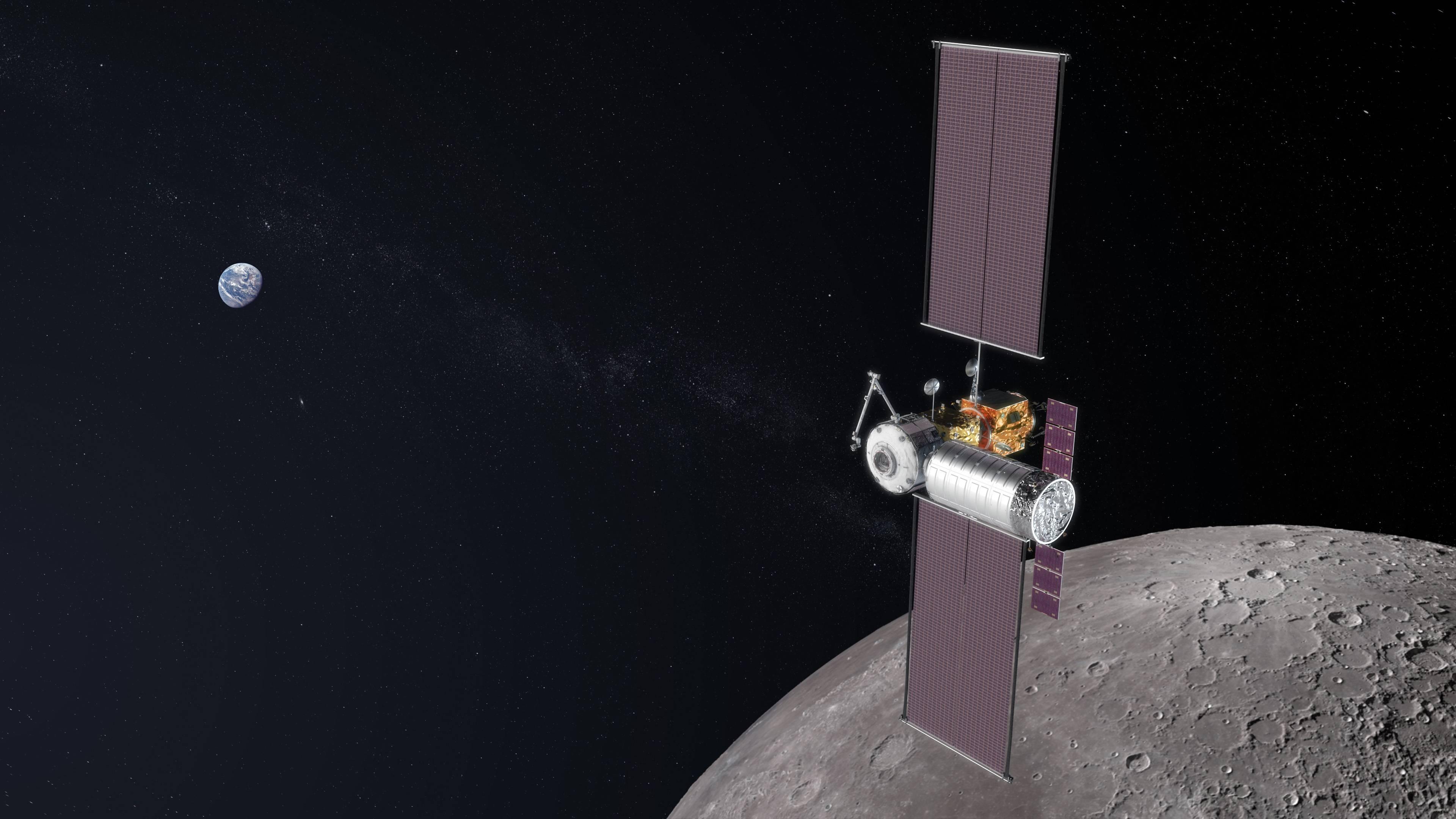 La NASA publicó un inspirador video promocional sobre su misión para volver a la Luna en 2024