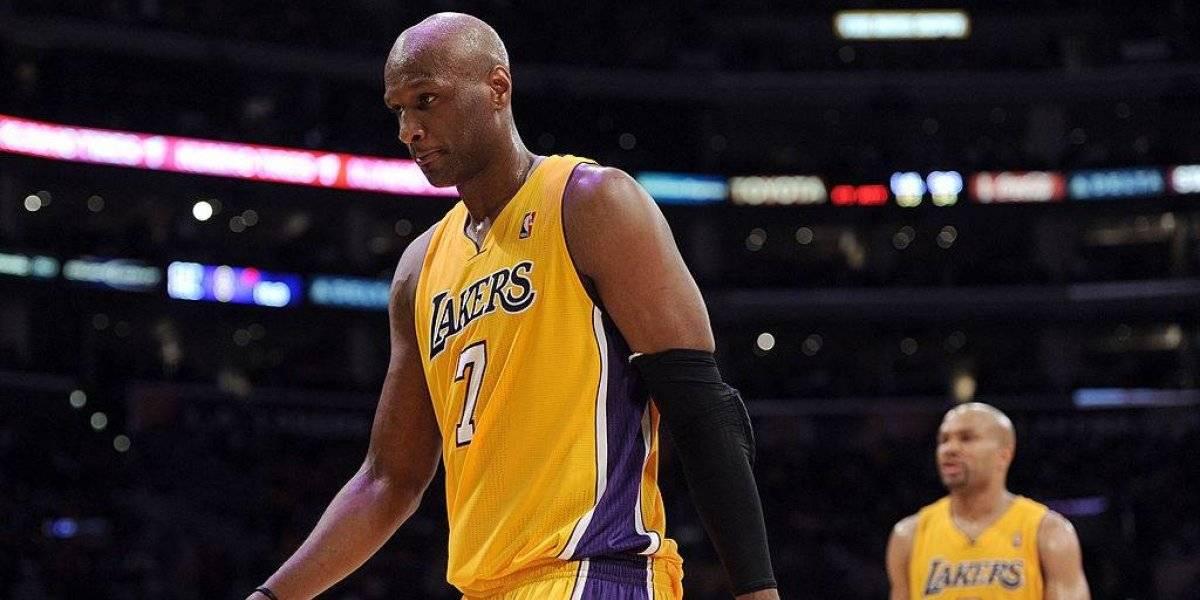Gastó millones en drogas, sexo y abortos: Ex estrella de los Lakers revela sus días negros en la NBA