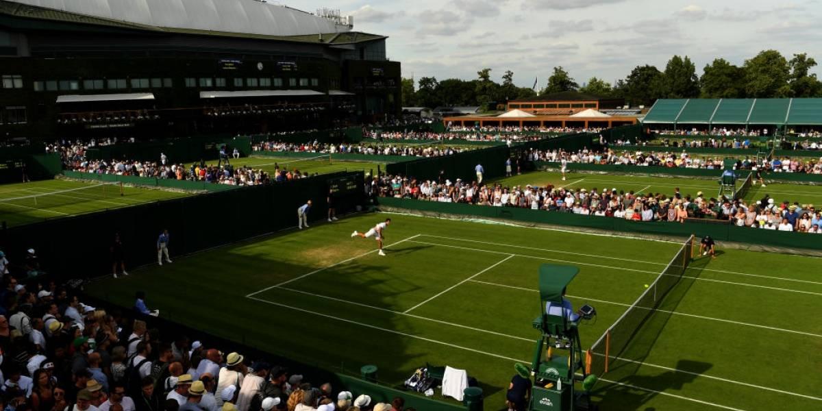 Wimbledon y toda la gira de pasto: El calendario de Garin y Jarry viene cargado a la hierba en junio