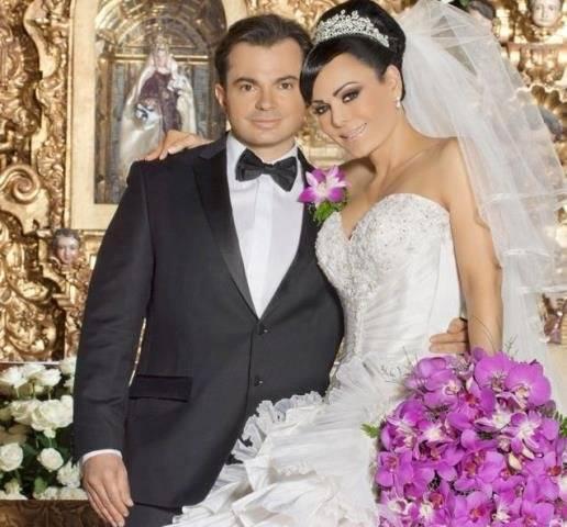 Maribel Guardia boda