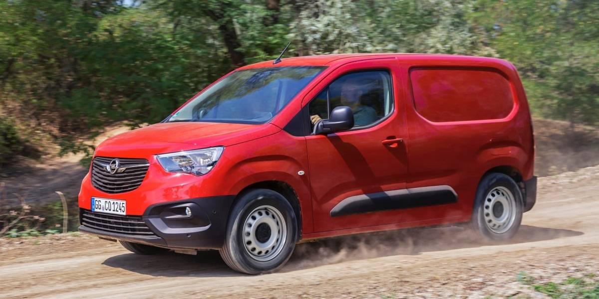 Opel se relanza en el segmento comercial con su Combo