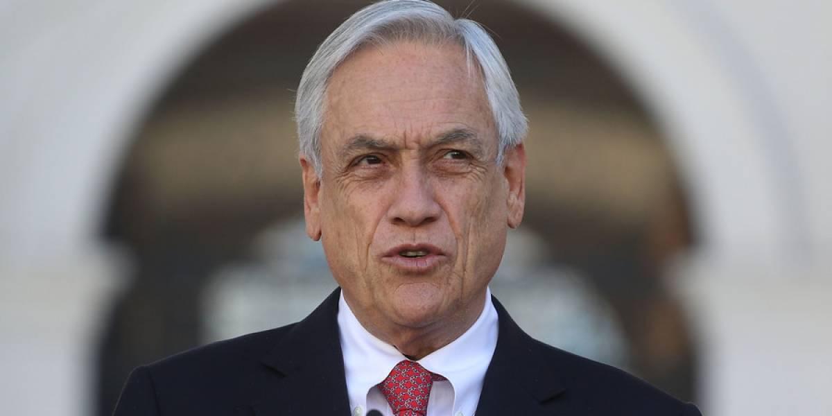 """""""Sin duda hemos cometido errores"""": Presidente Piñera publica mensaje en la antesala de la Cuenta Pública"""